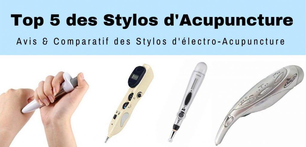 Meilleur Stylo d'Acupuncture avis